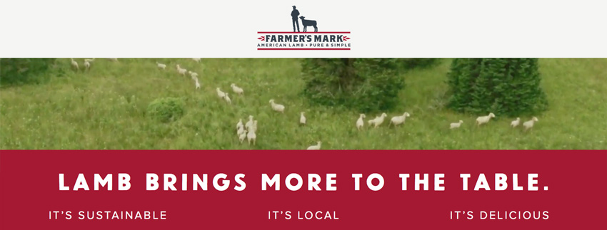 Farmer's Mark new branding