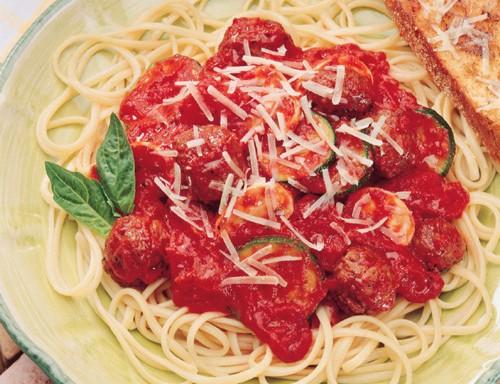 Lamb and Spaghetti iPrimaver