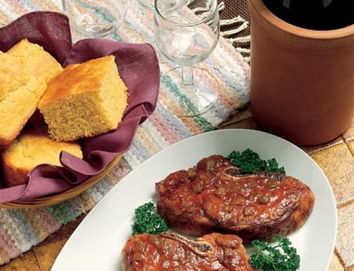 Mexican BBQ Lamb Steaks