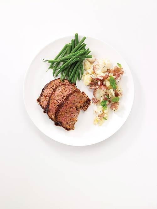 ... -Glazed Lamb Meatloaf with Sundried Tomato Pesto - Superior Farms